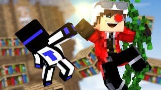 МЫ С ТЕРОСЕРОМ РАЗГАДЫВАЕМ ЗАГАДКИ В МАЙНКРАФТЕ! ТЕСТ НА ICQ :D Minecraft