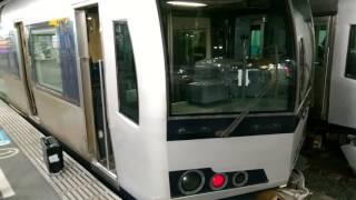 高松駅で停車中の1便目の岡山行きマリンライナーの最後尾