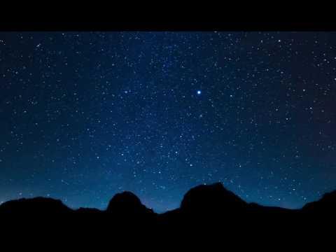 Fast Motion Night Full of Stars | 4K...