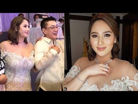 WOW! BONGGANG Church wedding ng Ex-PBB Housemate NINA JOSE sa Super Rich na Mayor!