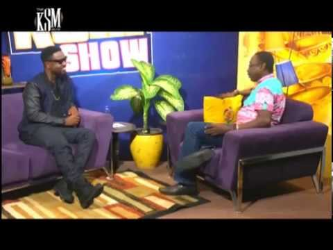 The KSM show- exclusive interview with Sarkodie