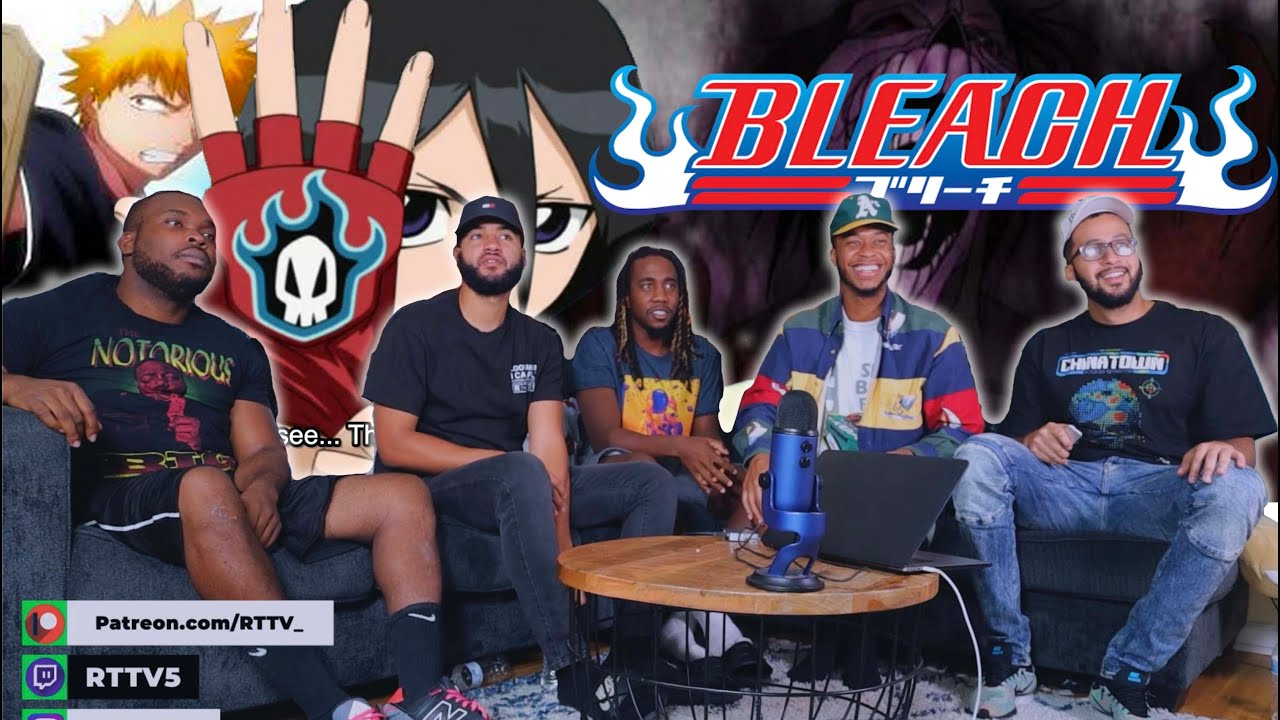 Download Bleach Ep. 2 REACTION/REVIEW