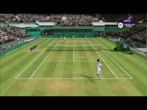 Теннисный четверг — Grand Slam Tennis 2 и Top Spin 4