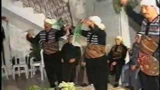 العرس الشعبي في أريحا-ميسر شتات- نبود سيف وترس