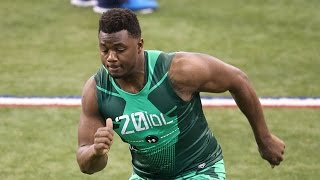Dante Fowler 2015 NFL Scouting Combine highlights