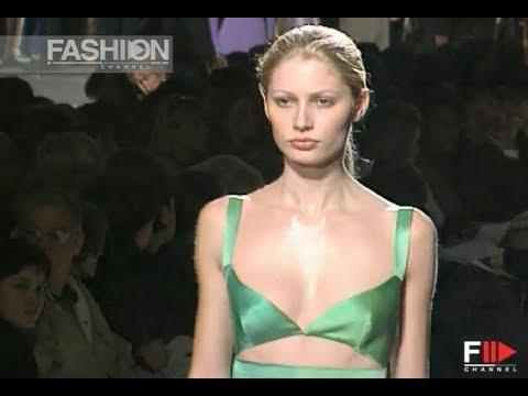 ISAAC MIZRAHI Fall Winter 1997 1998 New York - Fashion Channel
