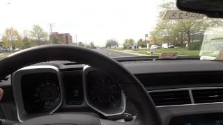 Chevrolet Camaro 2012 Videos