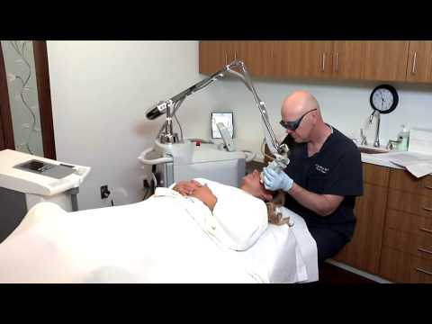 "Dr. Jay Burns reviews HALO laser on ""Live, Love, Laugh, Today"""