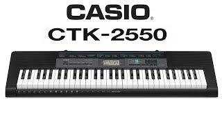 Casio CTK-2550