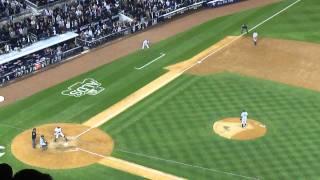 Tigers Eliminate The Yankees - Game 5 2011 ALDS, Alex Rodriguez Full At bat