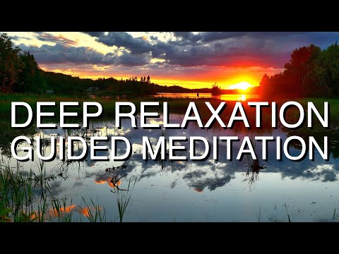 Guided Meditation Deep Relaxation - The Lake