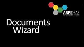 Documents Wizard for CRM 2011