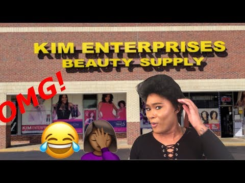 Try onhaul I bought the cheapest wigs I could find in the hair store