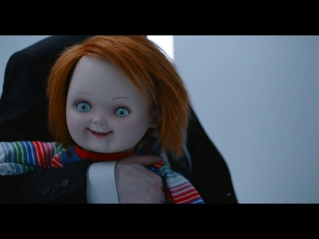 Cult Of Chucky | Green Band Trailer | Own it on Blu-ray, DVD & Digital