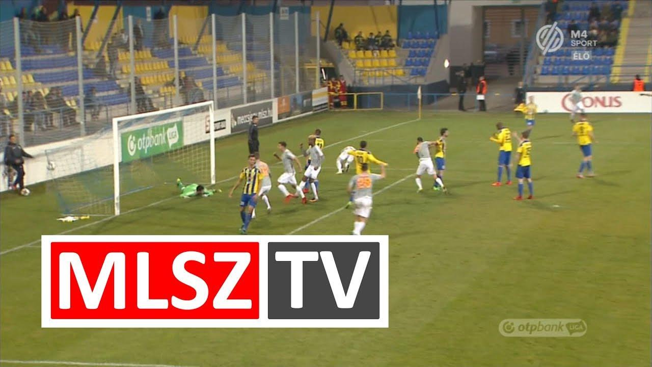 Koszta Márk második  gólja a Mezőkövesd Zsóry FC – Vasas FC mérkőzésen