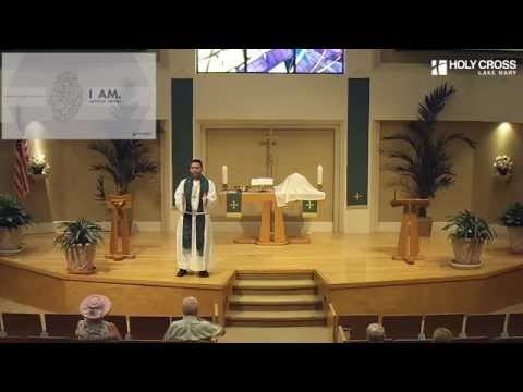 September 6 2015 8 am Traditional Service