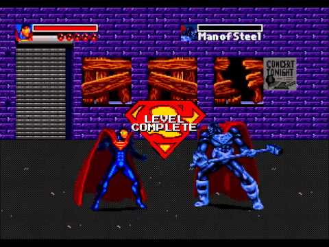 The Death and Return of Superman (Genesis)