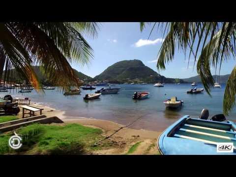 Guadeloupe - Les Saintes - Le bourg