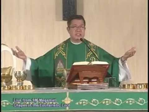 Sunday TV Healing Mass for the Homebound (October 19, 2014)