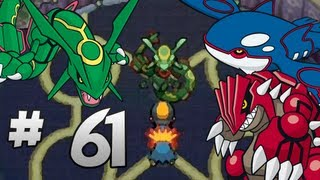 let s play pokemon heartgold part 61 kyogre groudon rayquaza