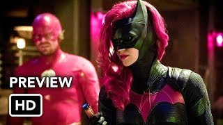 DCTV Elseworlds Crossover Behind the Scenes - The Flash, Arrow, Supergirl, Batwoman (HD)