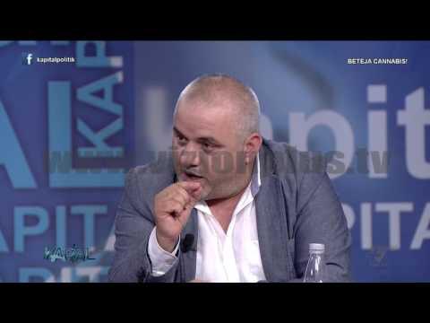 Kapital - Beteja Cannabis | Pj.2 - 9 Shtator 2016 - Talk show - Vizion Plus