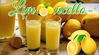 ✧ ЛИМОНЧЕЛЛО [Сицилийский ликер] ✧ Limoncello [Sicilian liqueur] ✧Марьяна