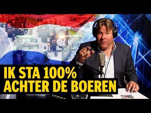 IK STA 100% ACHTER DE BOEREN - DE JENSEN SHOW #22