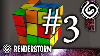 Кубик Рубика. Часть 3. Анимация (Урок по 3ds Max для новичков)