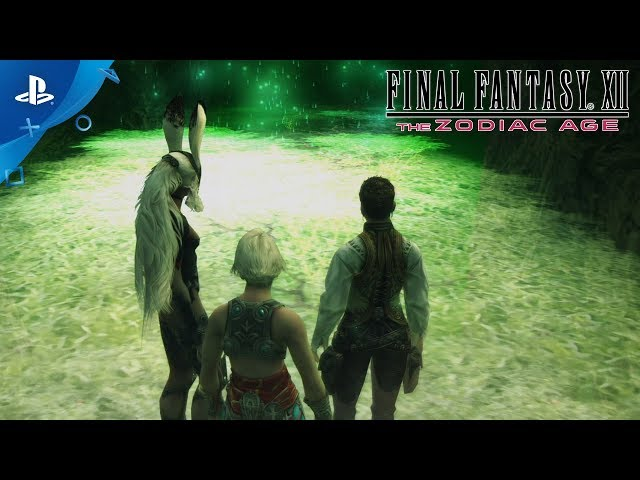 FINAL FANTASY XII THE ZODIAC AGE - Adventure Awaits Trailer | PS4