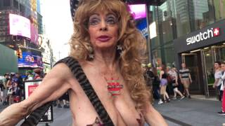 The Naked Cowgirl on Politics in New York City