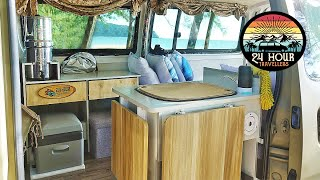 SIMPLE WATER SYSTEM IN OUR CAMPERVAN | #VANLIFE MALAYSIA