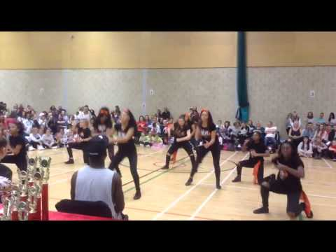 Rhythm Junkeys 2014 set - phoenix STARR academy of dance