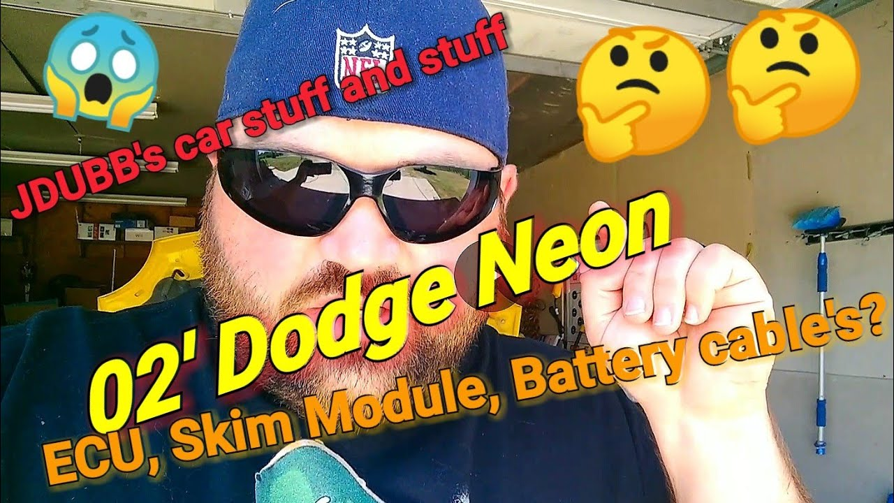 Dodge Neon Electrical Problems Skim Ecm Key And Battery Cables Wiring
