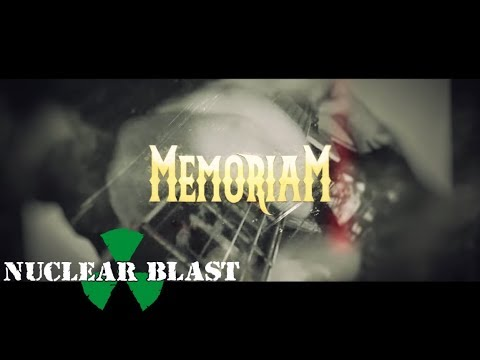 MEMORIAM - 'Undefeated' (OFFICIAL LYRIC VIDEO)