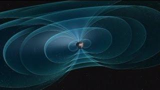 euronews space - Магнитное поле Земли исследуют спутники(http://ru.euronews.com/ Магнитосфера Земли служит невидимым щитом нашей планеты, защищая её от опасного солнечного..., 2012-10-25T12:37:46.000Z)