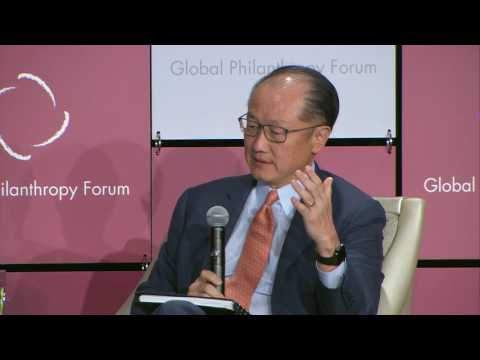 Keynote Conversation: Jim Yong Kim, President, World Bank Gr