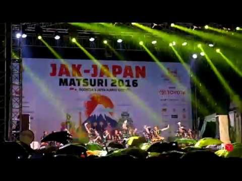 JKT48 - Heavy Rotation Live!! at Jak-Japan Matsuri 2016