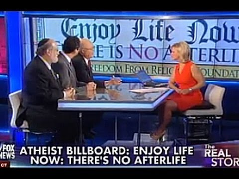 Atheists Insulted On Fox News Religion Panel
