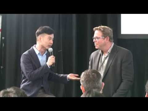 Howard Yu TechCrunch Interview with Jeff Taylor