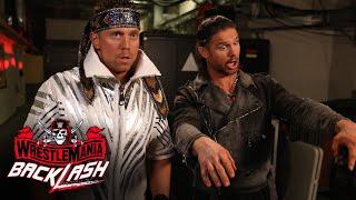 The Army of the Dead stalk The Miz \u0026 John Morrison: WrestleMania Backlash 2021