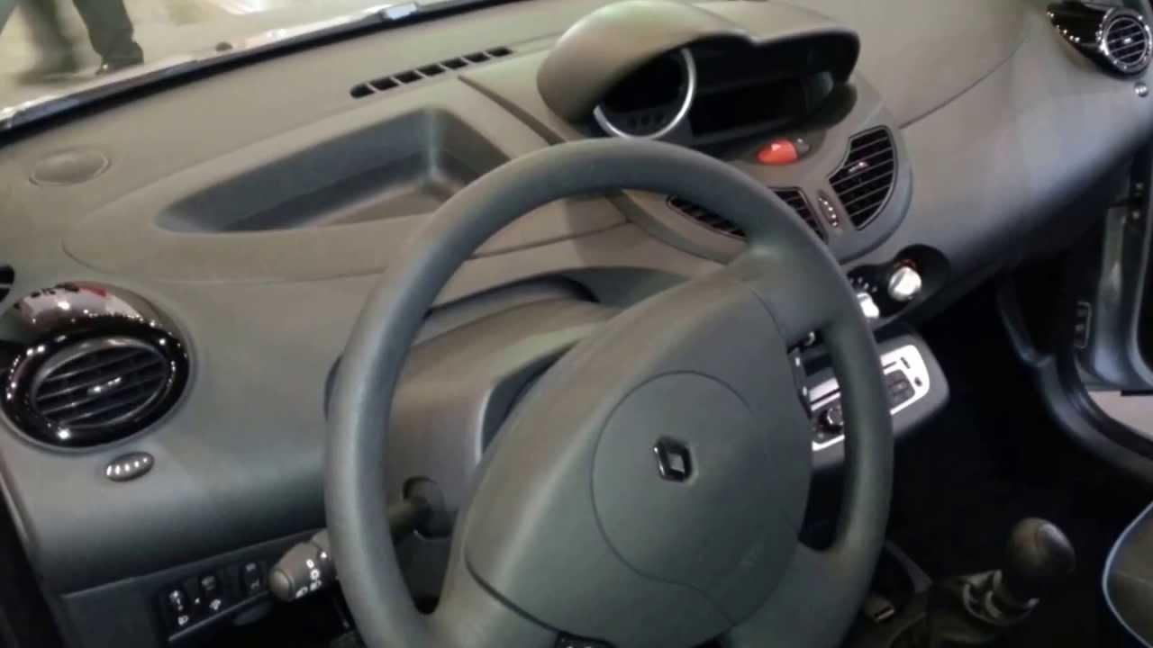 Interior Nuevo Renault Twingo 2014 Versi 243 N Para Colombia