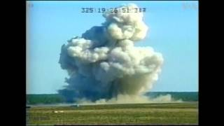 Test video shows massive force of the