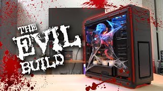 This gaming PC is haunted...