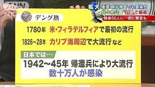 「デング熱」のデングとは? 歴史と由来を解説(14/09/04)