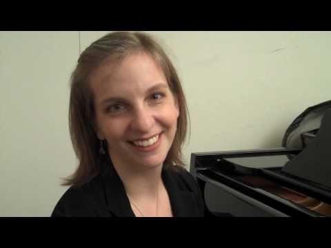 Video Blog - Gershwin Rhapsody in Blue 9/29/10 Rehearsal w/ Orli Shaham
