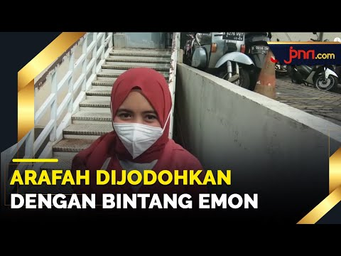 Komika Arafah Rianti Bersyukur Dijodohkan dengan Bintang Emon