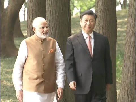 China, India Agree to Enhance Mutual Trust after Xi Modi Informal Meeting at East Lake in Wuhan