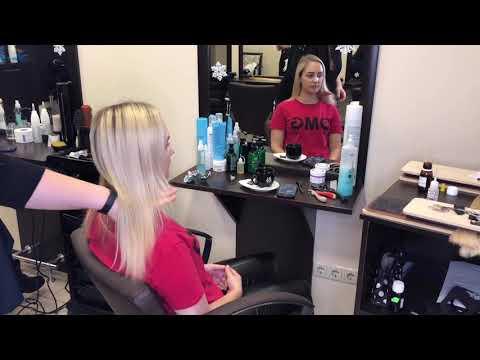 Холодное наращивание волос в Воронеже. Студия красоты Beautiful Hair