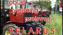 Belarus Traktoren Video aus dem Jahr 2000